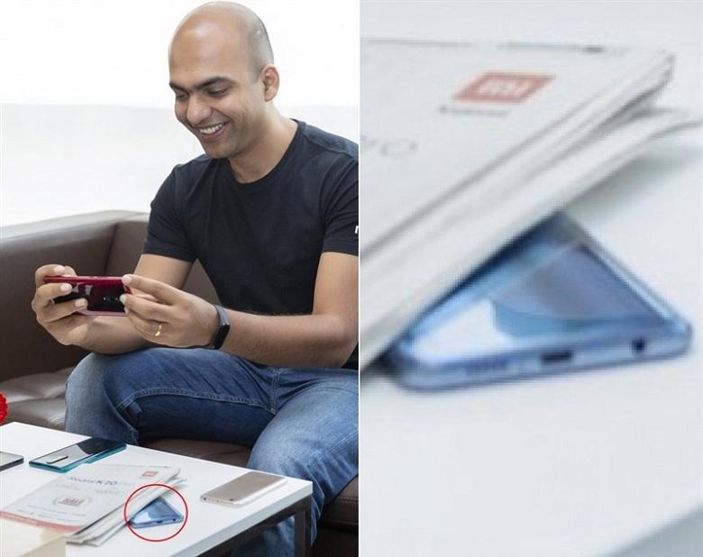 thiết kế Xiaomi Redmi Note 9