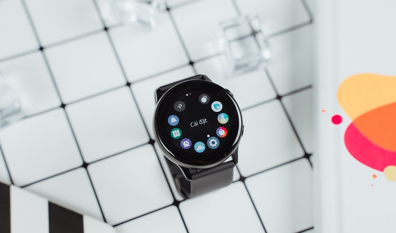 Hiệu năng Galaxy Watch Active