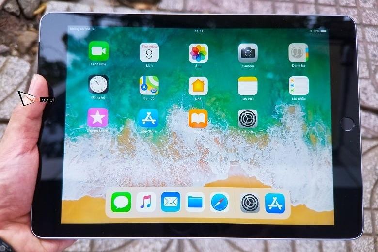 Mua iPad gì giải trí