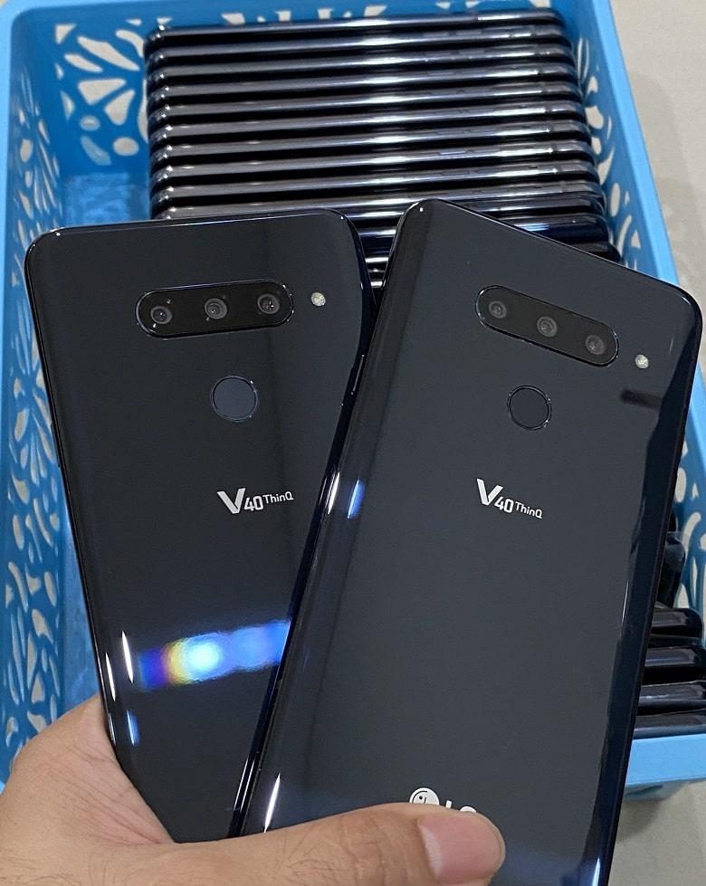 số lượng LG V40 ThinQ