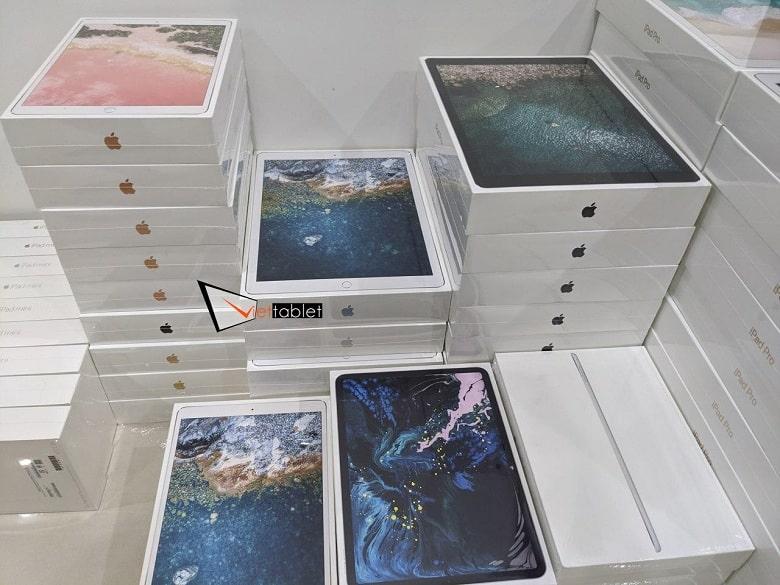 số lượng iPad