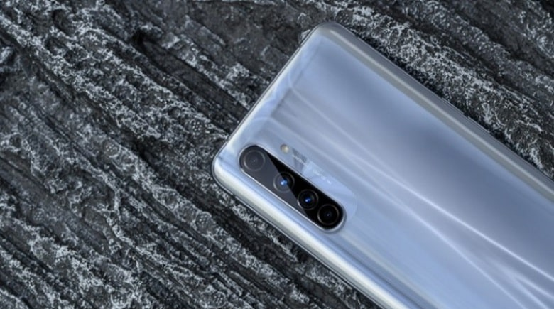camera Realme X50 Pro Player