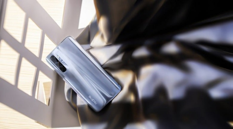 thiết kế Realme X50 Pro Player
