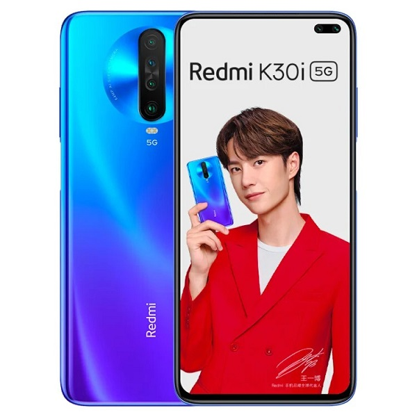 thiết kế Redmi K30i 5G