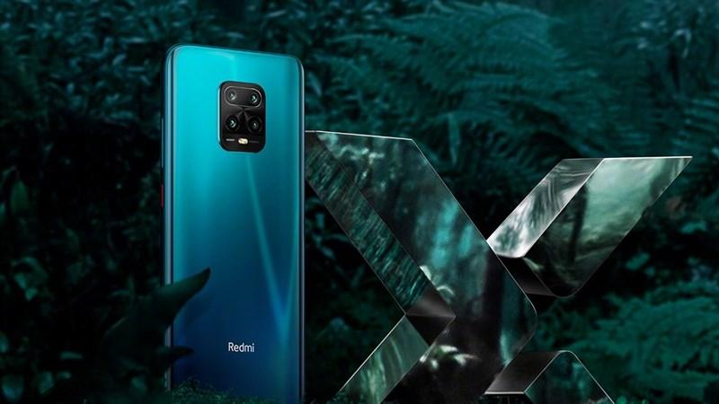 Redmi 10X 4G ra mắt