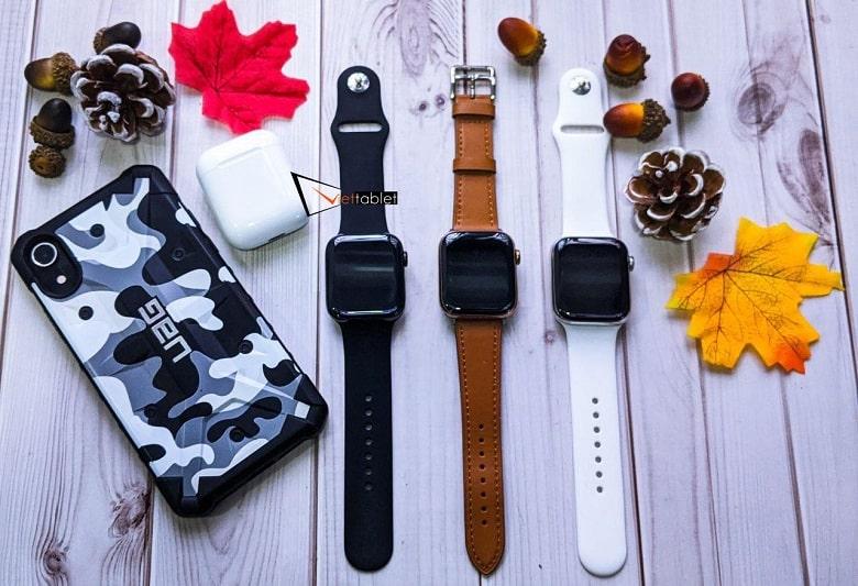Combo Apple Watch Series 4 bản thép