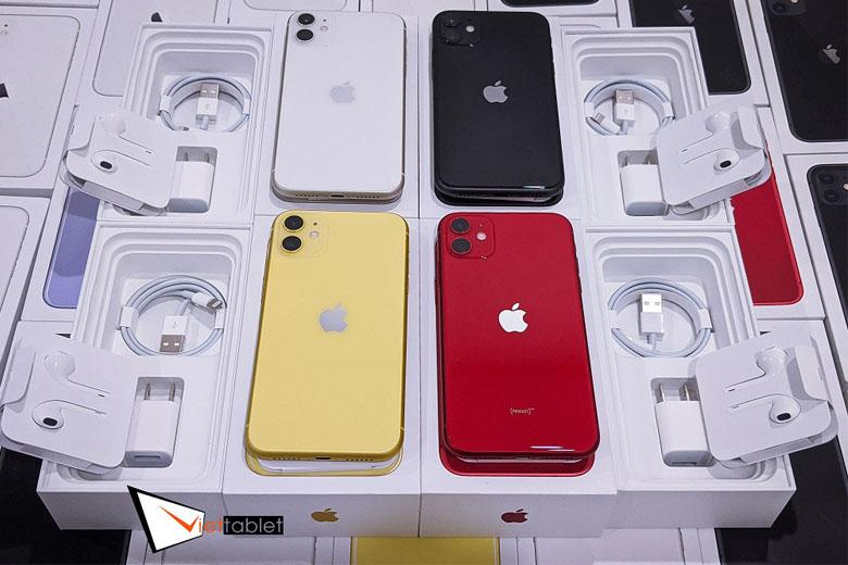 iPhone 11 Fullbox tại Viettablet