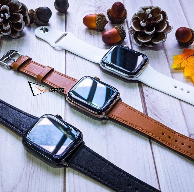 thiết kế Apple Watch Series 4 bản thép