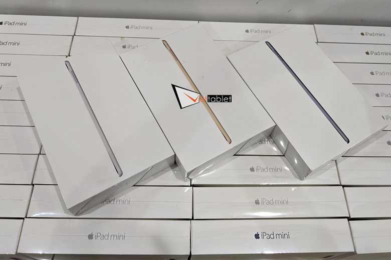 iPad Mini 4 128GB 4G Fullbox