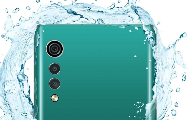 chống nước LG Velvet