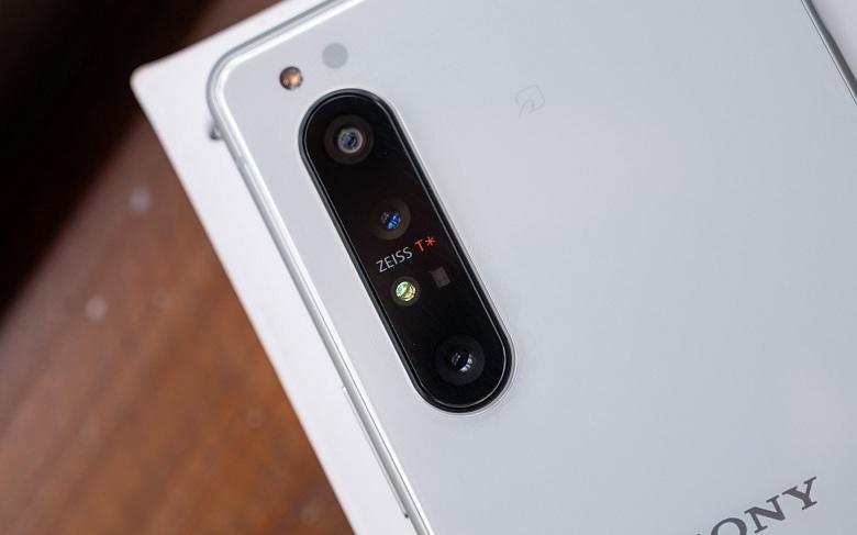 camera Xperia 1 Mark II