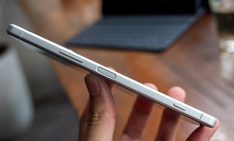 kích thước Sony Xperia 1 Mark II