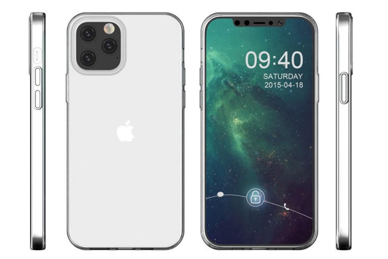 Chân dung iPhone 12 Pro Max