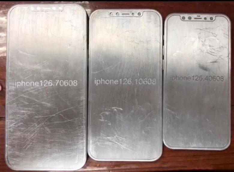 khuôn đúc iPhone 12