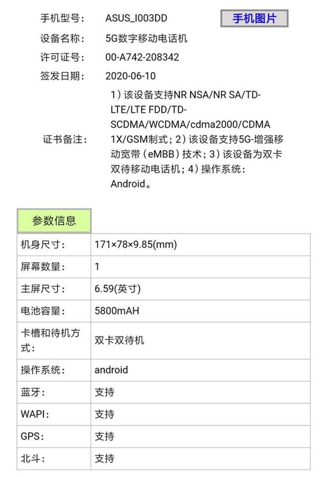 hiệu năng của ROG Phone 3