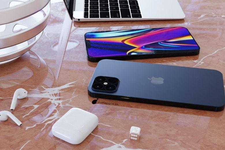 concept iPhone 12 siêu đẹp
