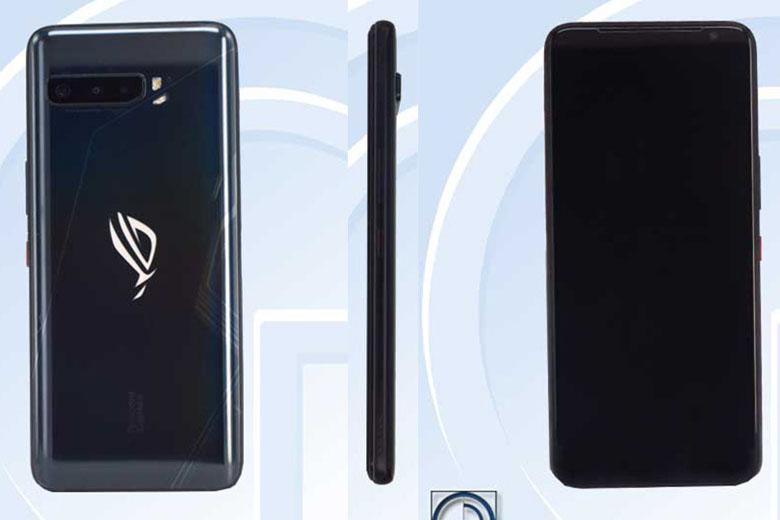 thiết kế ROG Phone 3