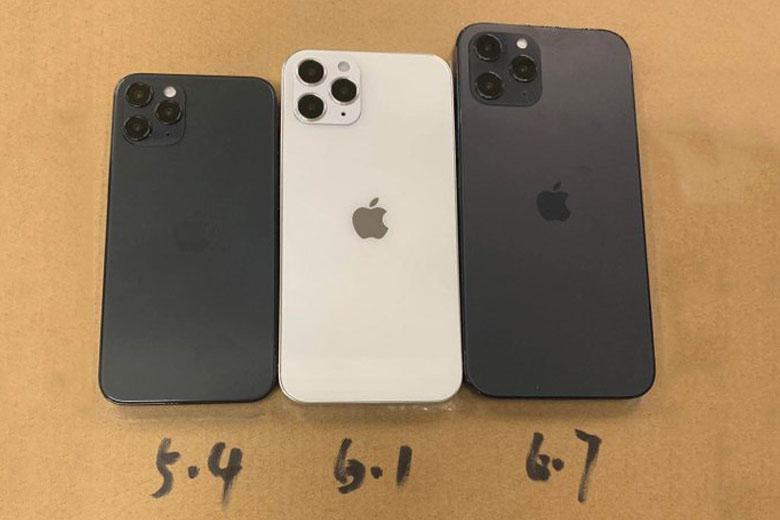 kích thước Mô hình iPhone 12