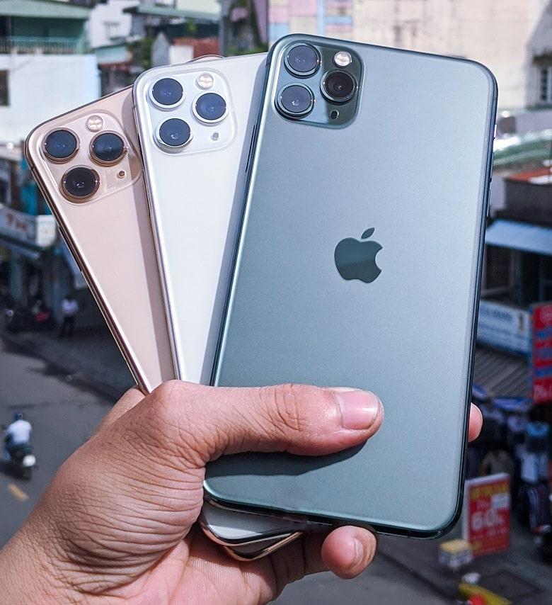 Trên tay iPhone 11 Pro Max