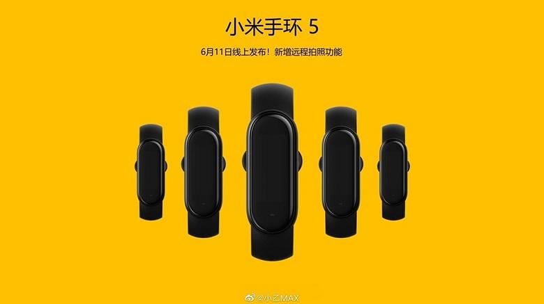 Ảnh Xiaomi Mi Band 5