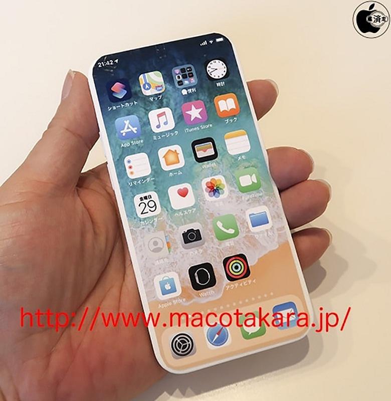 màn hình iPhone 2021