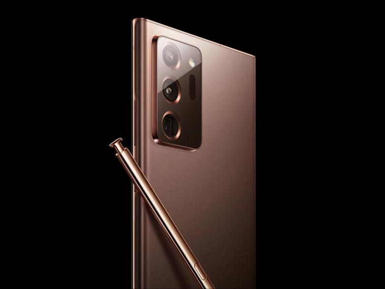 thiết kế Galaxy Note 20 Ultra