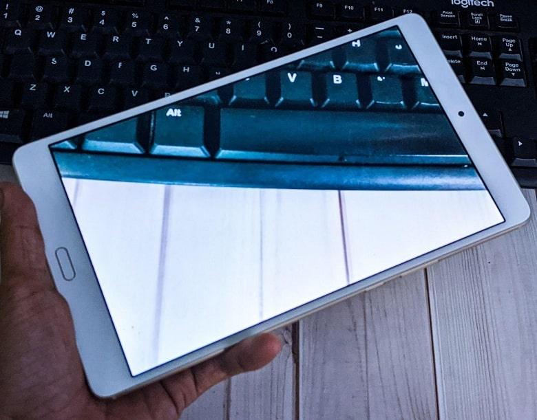 camera Huawei MediaPad M3 8.4 inch