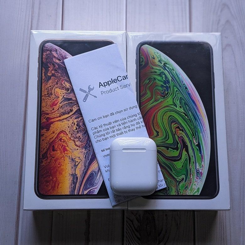 iPhone Xs Max chính hãng Fullbox