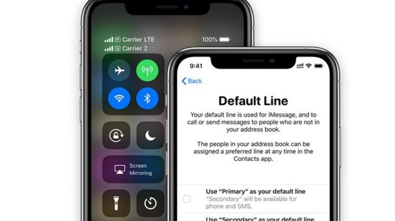 iPhone 11 Lock 2 SIM