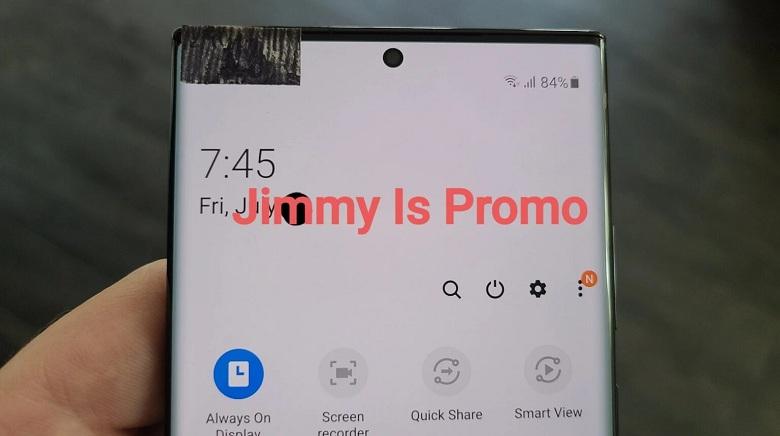 màn hình Samsung Galaxy Note 20 Ultra
