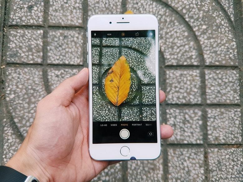 camera iPhone 7 Plus