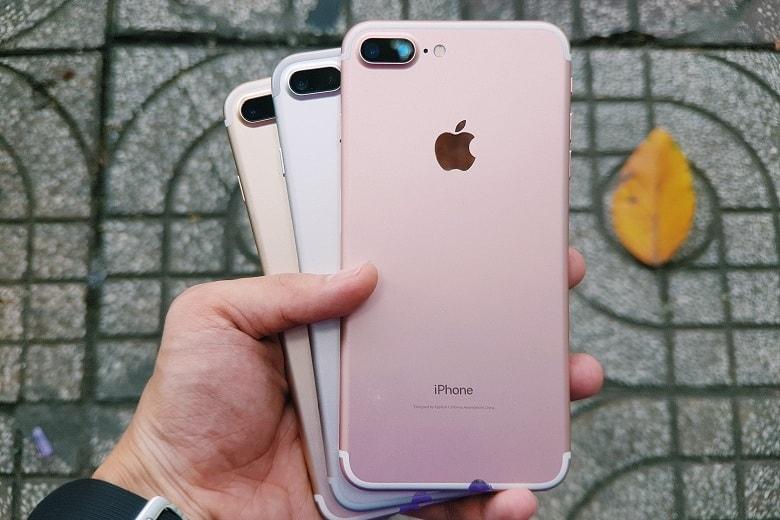 iPhone 7 Plus đủ màu