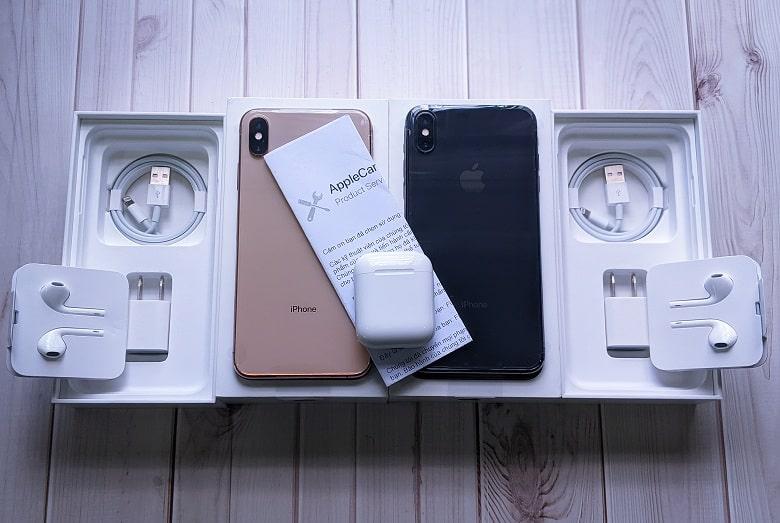 iPhone XS - XS Max Fullbox
