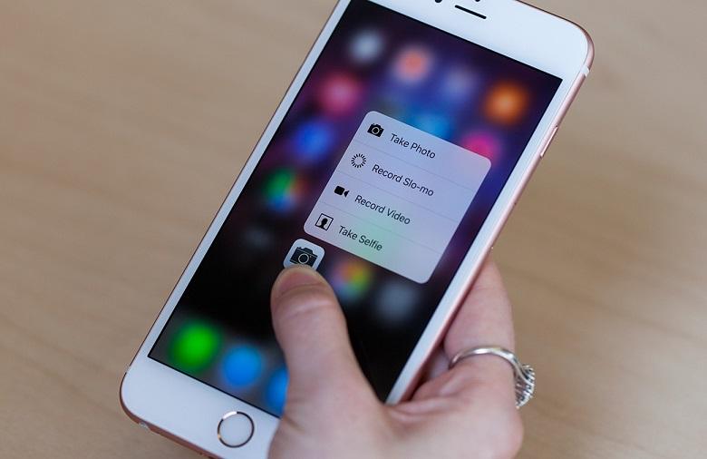 trải nghiệm iPhone 6S Plus