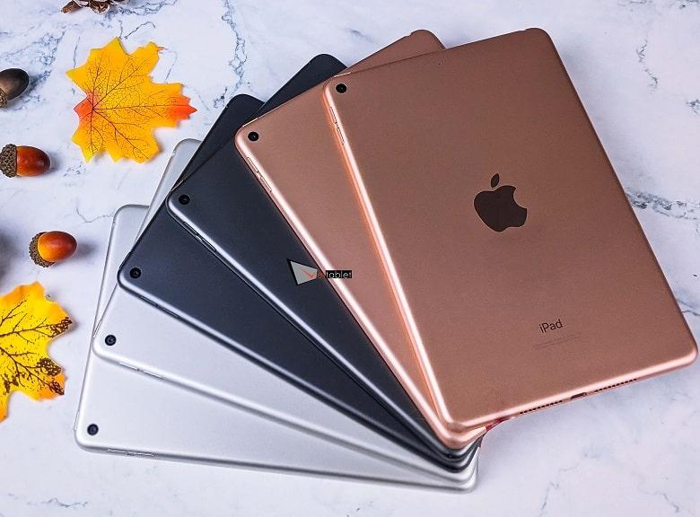 thiêt kế iPad Mini 5