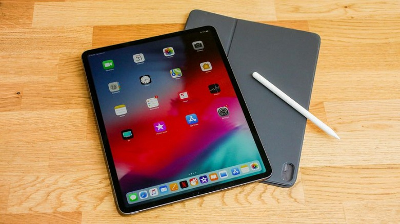 cấu hình iPad Pro 2018