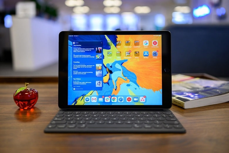 hiệu năng iPad Pro 2019