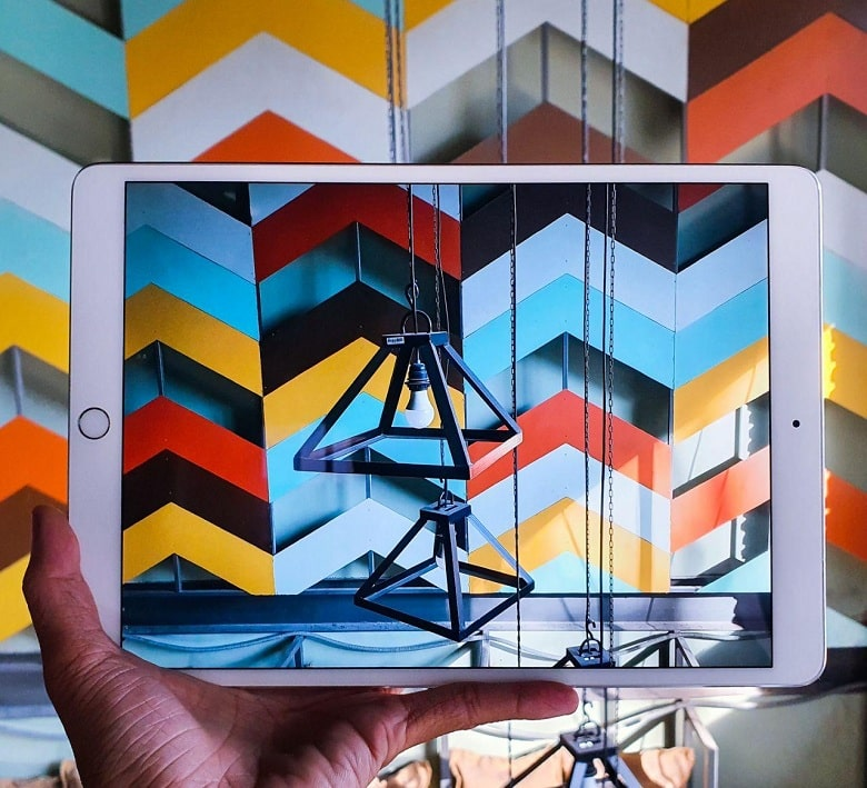 chụp ảnh iPad Pro 10.5 inch 2017 (Wifi + 4G) 512GB