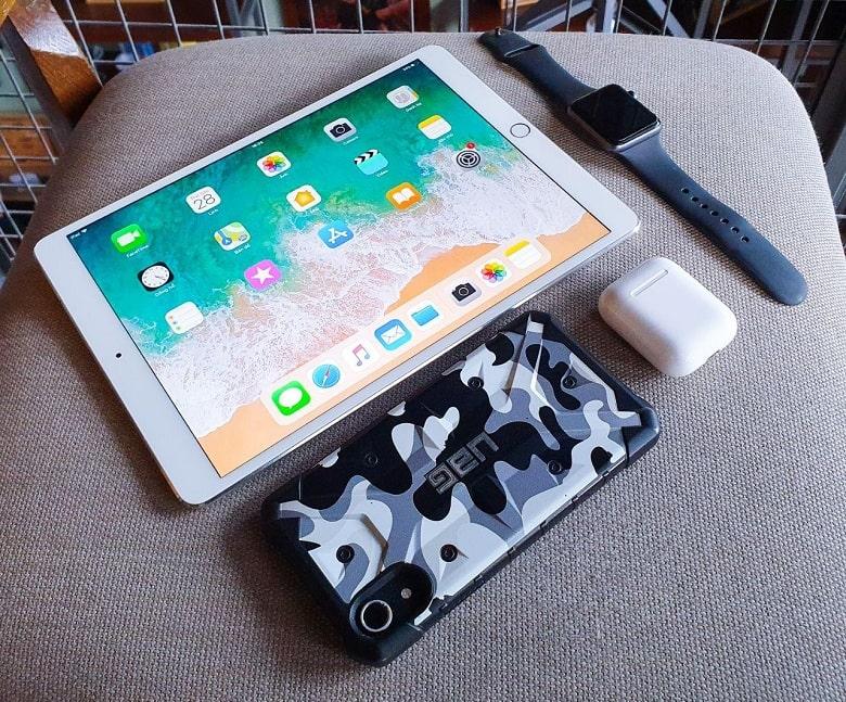 iPad Pro 10.5 inch 2017 (Wifi + 4G) 512GB