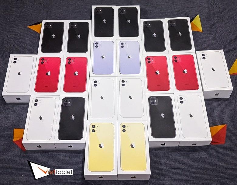 iPhone 11 Viettablet