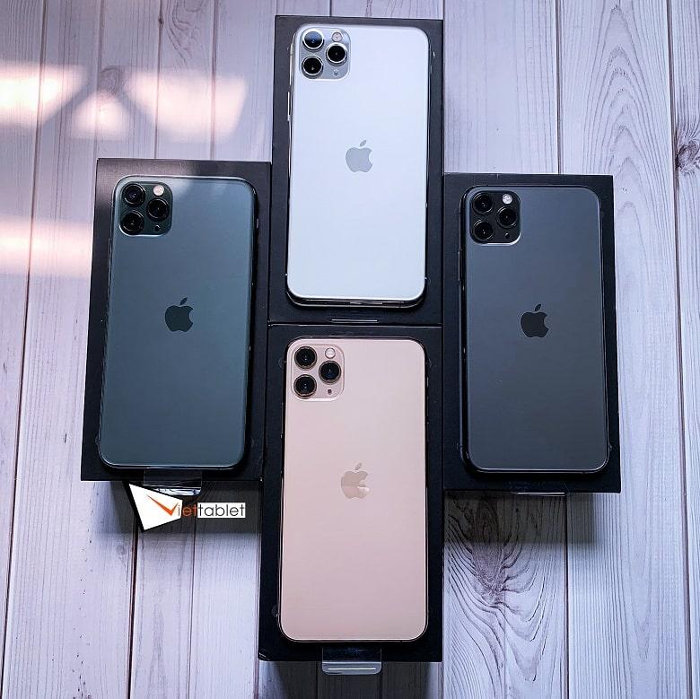 iPhone 11 Pro Max đủ màu