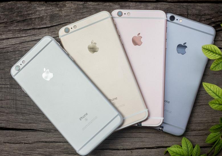iPhone 6S Plus Lock có chất lượng tốt và được bảo hành đầy đủ tại Viettablet