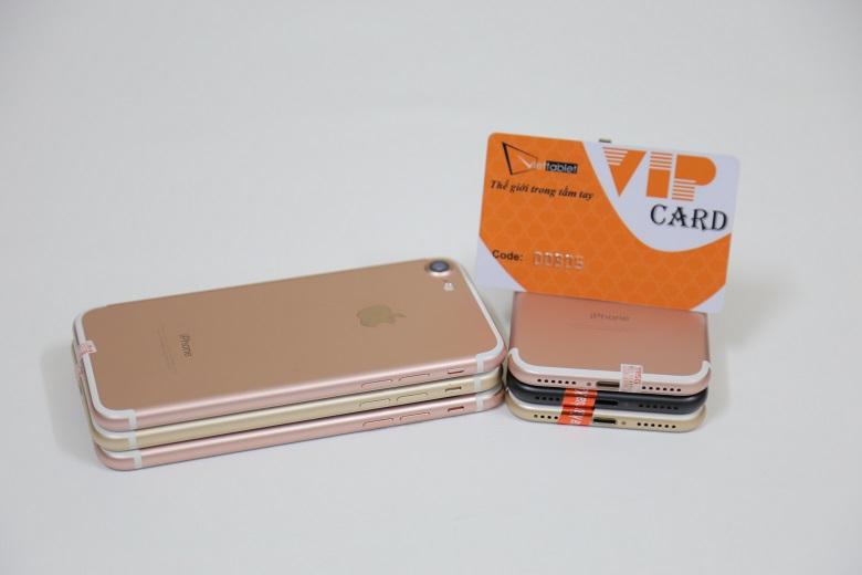 iPhone 7 Lock là chiếc smartphone hoàn hảo nhất được Apple sản xuất