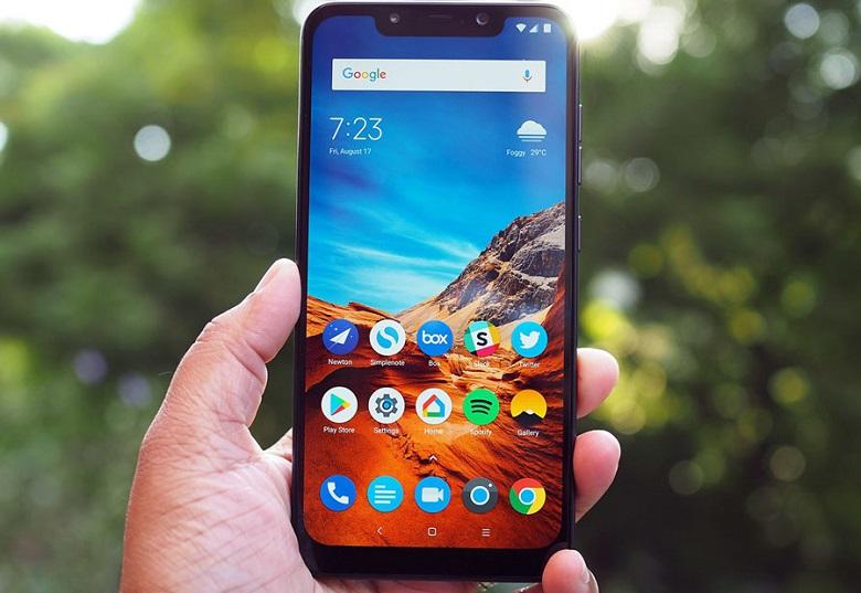 Poco Launcher cho Xiaomi
