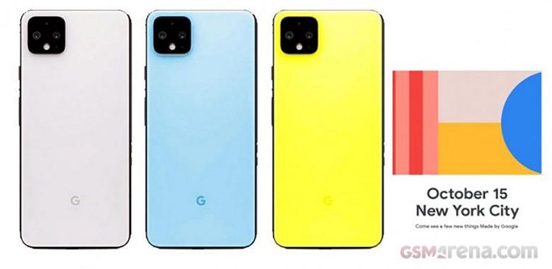 cấu hình Google Pixel 4