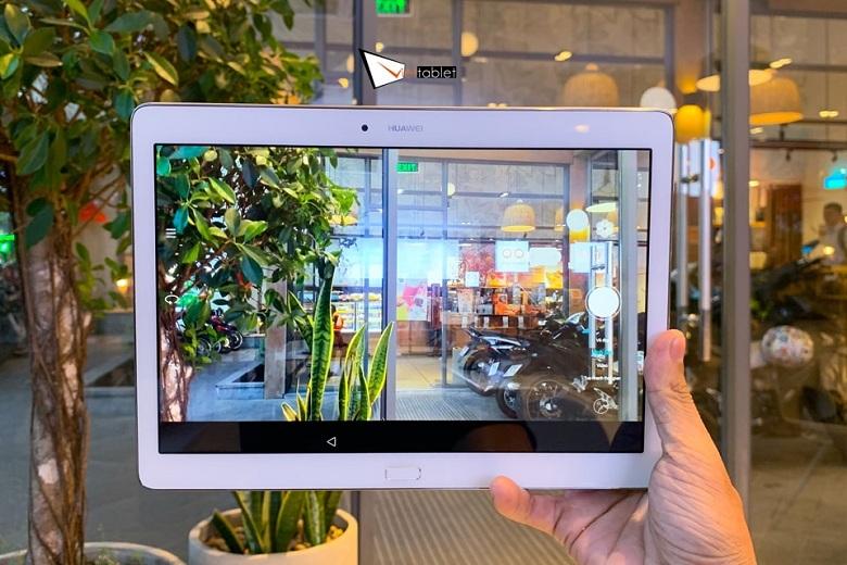 camera Huawei MediaPad M2 10 inch