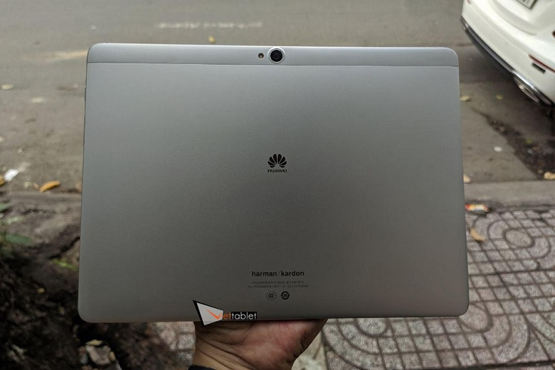 """thiết kế Huawei MediaPad M2 10"""""""