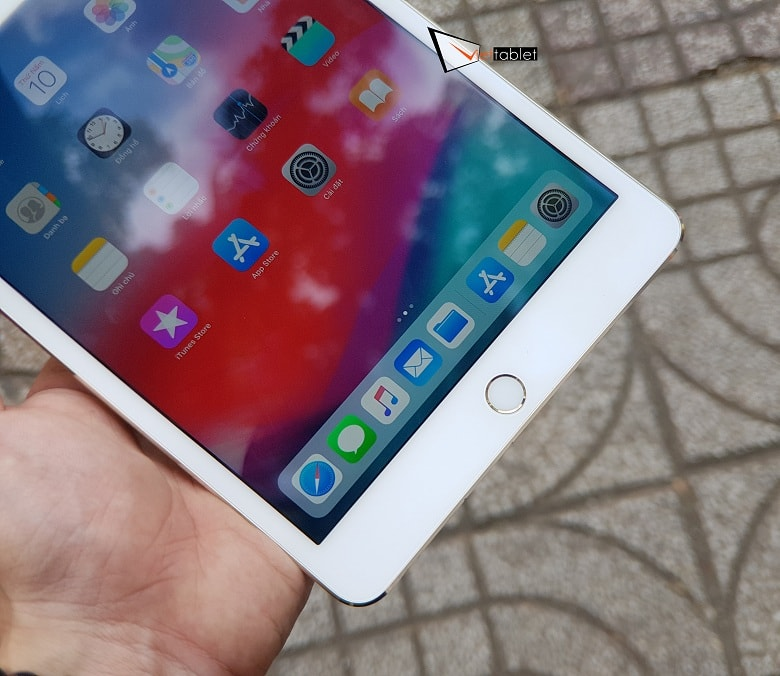 cấu hình iPad Mini 4 128GB