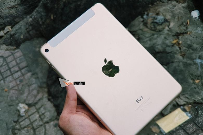 Thiết kế iPad Mini 4 128GB