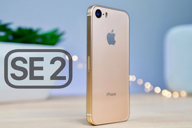 thiết kế iPhone SE 2